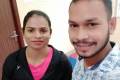 dudi-chand-at-ad-fitness-gym-point