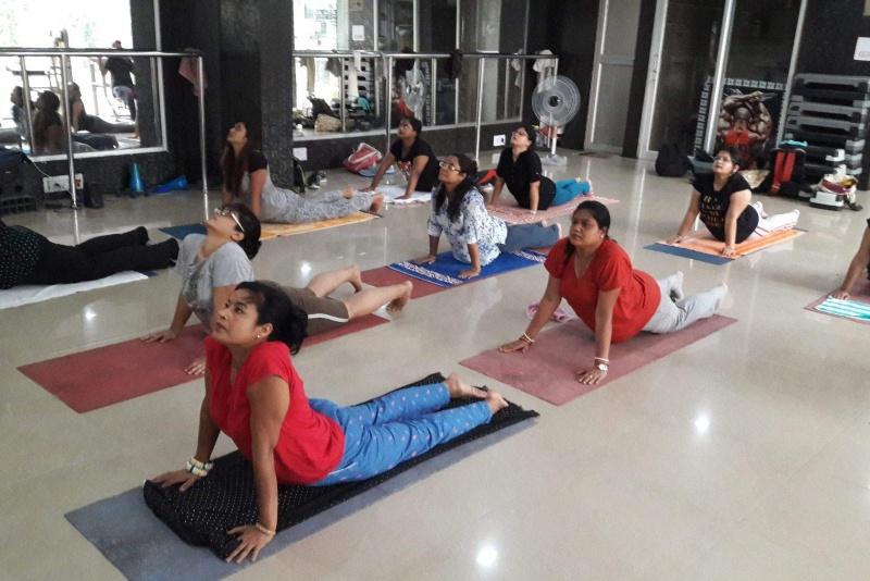 Special Yoga Class